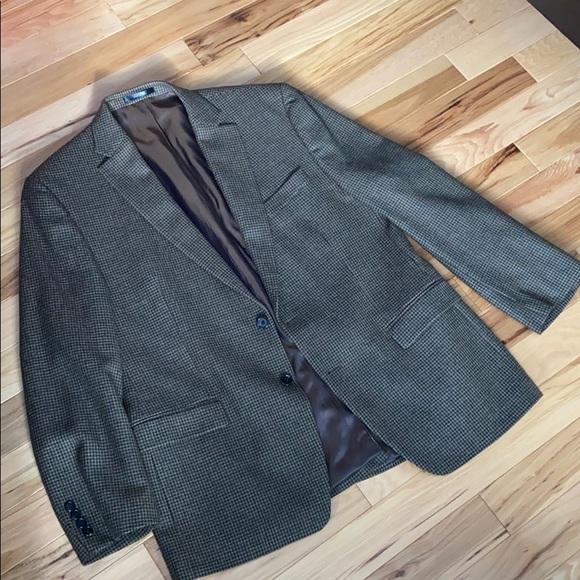 Men's Ralph Lauren wool sports coat! 44R